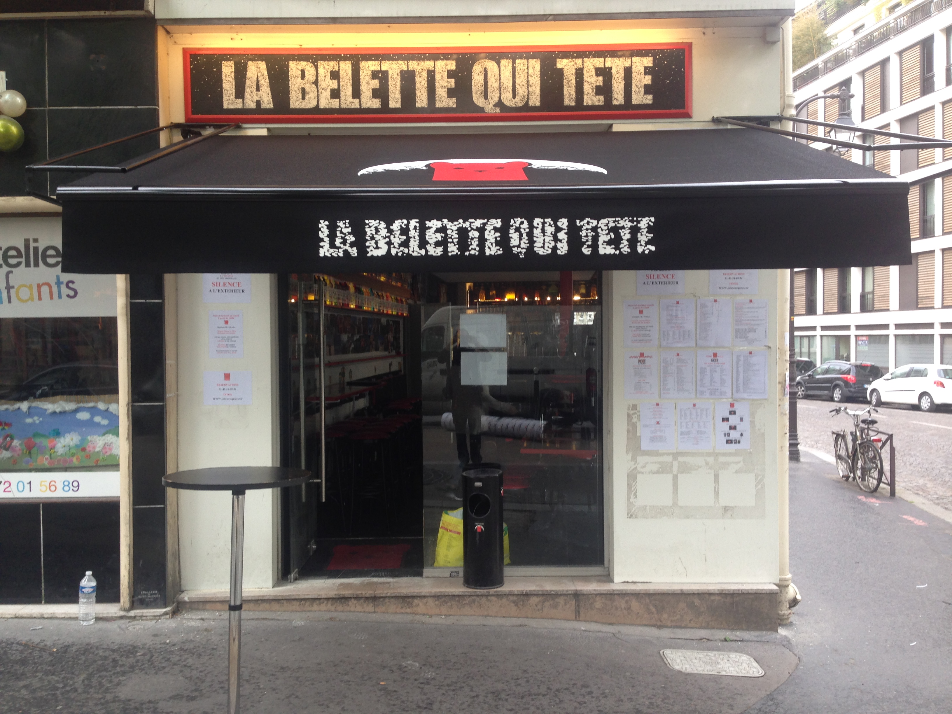 La belette qui tete store ext rieur storiste arc en for Showroom cuisine paris